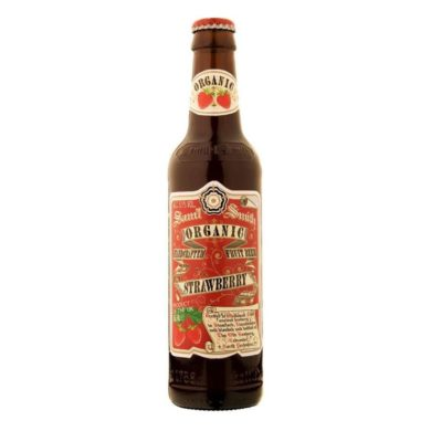 Samuel Smith Organic Strawberry Fruit Beer